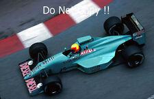 Mauricio Gugelmin Leyton House March 881 Monaco Grand Prix 1988 Photograph 2