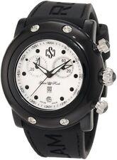 New Glam Rock Watch GR62100 Black