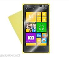 3x HQ MATTE ANTI GLARE SCREEN PROTECTOR COVER FILM GUARD FOR NOKIA LUMIA 1020
