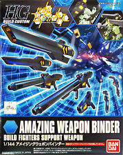 Bandai HG Build Custom 007 AMAZING WEAPON BINDER SUPPORT WEAPON 1/144 scale kit