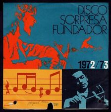 "MIGUEL RIOS - SPAIN EP 7"" FUNDADOR 1972 - YO CREO EN TI / TEN FE / UNITED + 1"