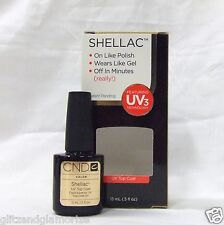 CND Creative Nail Shellac Gel Top Coat .5oz/15ml