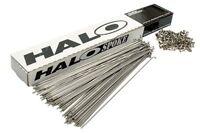 HALO AURA Stainless Steel BMX Spokes - Box of 100