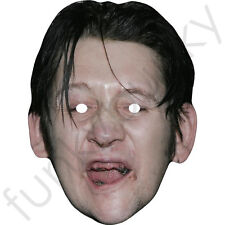 Shane McGowan - Celebrity Singer Cardboard Mask. All Our Masks Are Pre-Cut!