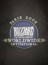 NEW - Blizzard Entertainment WWI PARIS Blizzcon 2008 -- Goodie Bag -- bag ONLY