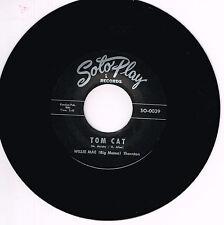 WILLIE MAE (Big Mama) THORNTON - TOM CAT (Hot Girl Rockin Blues) Soul Rockabilly