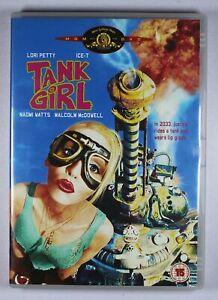 Tank Girl DVD TRACKED POST