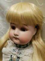 "Antique 22"" Beauty, Cuno and Otto Dressel Bisque Sockethead, Compo doll 1913!!!"