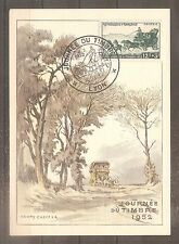 TIMBRE FRANCE FRANKREICH FDC 1952 N°919 OBLITERE USED COTE 35 EUROS 1ER JOUR