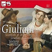 Mauro Giuliani - : Scottish & Irish Songs; Studies; Rossiniana (2012)