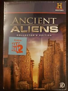 History: Ancient Aliens Collector's Edition DVD Box Set Sealed