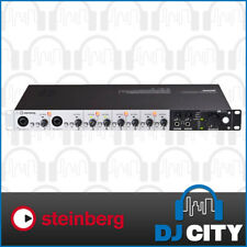 Steinberg UR824 Premium USB Interface w/ 8 Preamps & Cubase AI