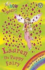Lauren the Puppy Fairy: The Pet Keeper Fairies: Book 4 by Daisy Meadows (Paperback, 2006)