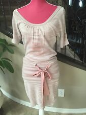Guess by Marciano Pink Dress Size XS Open Back Gorgeous!!!