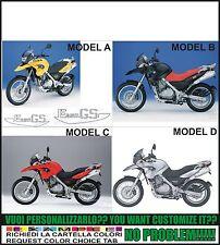 kit adesivi stickers compatibili f 650 gs 2004