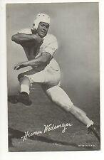 1948 Exhibit Football Card #56 Herman Wedemeyer-St Marys'-Hawaii-Short Print