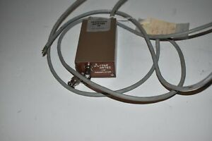 ^^ ORTEC 142 Charge Sensitive PREAMPLIFIER (AJ65)