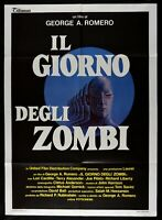 Poster Die Tag Der Zombie Day Of The Toten George Romero Zombie Horror M295