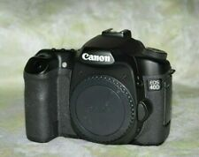 Canon EOS 40D 10.1MP Digital SLR Camera - Black  Body