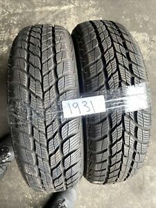 2 X 165 65 R14 M+S Old Stock Full Tread Goodrich  (1931) Free Fitting Available