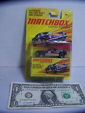 Matchbox Lesney Edition - Black '72 Lotus Europa Special #6  - 2011