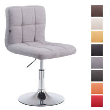 Palma Lounger V2 Stoff Stuhl Drehbar Lehnstuhl Küchenstuhl Drehstuhl Polsterung