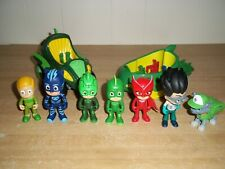 Disney Jr. PJ Masks. Figure & Vehicle LOT