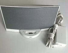 Bose Sound Dock Digital Music System Original White Excellent Condition.