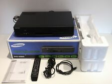 Samsung DVD-V6800 DVD Player VCR Recorder Combo Combi With Remote