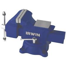 "Irwin 4"" Workshop Bench Vise"