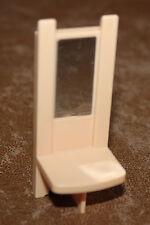 Playmobil mobilier coiffeuse meuble miroir maison moderne ref jj