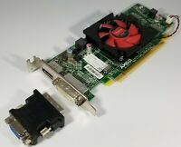 AMD Radeon HD 6450 Slim SFF 1GB Video Card Plus VGA Adapter