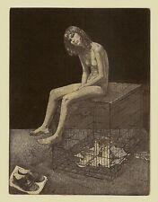 Exlibris, Ex Libris Bookplate, graphic by IVAN RUSACHEK