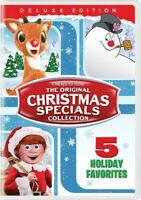 Rankin/Bass Present: The Original Christmas Specials Collection (4 Disc) DVD NEW
