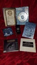 HIM VILLE VALLO LOT All Special Ed CDs Dark Light Steelbook + Venus Doom + LIVE