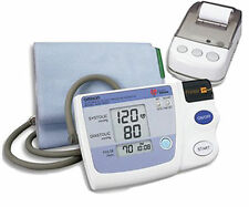 Omron HEM-705CP Automatic Digital Blood Pressure Monitor with Printer