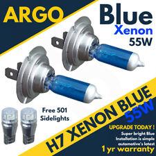 H7 55w 8500k Xenon Faro efecto Cool Azul Hielo Lámparas Bombillas LED 501 12v