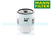 Mann Hummel repuesto de calidad OE Filtro de aceite del motor W 7015