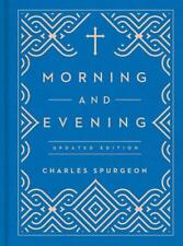 MORNING AND EVENING - SPURGEON, C. H. - NEW HARDCOVER BOOK