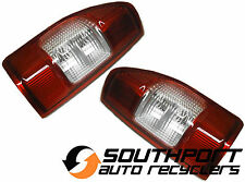 HOLDEN RA RODEO LH + RH TAIL LIGHTS LAMPS SUIT 2003-2006 MODELS *NEW*