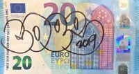 COPE 2 - Tag sur billet 20€  /quik/seen/futura/taki/graffiti/banksy/obey/t-kid