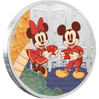 Disney 2020 Year of the Mouse – Longevity 1oz Silver Coin