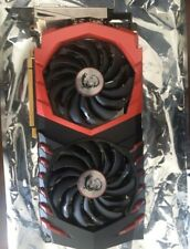 MSI NVIDIA GeForce GTX 1080 8GB Gaming X8G GPU Graphics Card