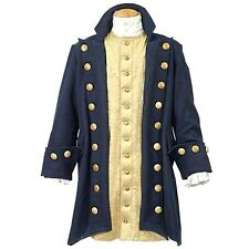 Pirate Buccaneer's Coat, S, M, L, XL, XXL, Renaissance, Steampunk, Reenactment