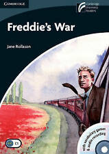 Freddie's War Level 6 Advanced Book with CD-ROM and Audio CDs (3) (Cambridge Dis
