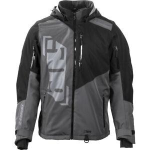 509 R-200 Insulated Snowmobiling Jacket - Black Ops, Red, Hi-Vis, Orange