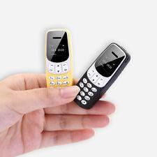 "Super Mini 0.66"" pequeñas Desbloqueado GSM Teléfono celular móvil Bluetooth Alarma Anti-pérdida"