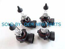 GE 4 X H10 9145 Halogen 42W 12V Fog Light Bulbs Clear Light OEM (QTY 4 )