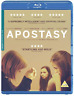 Apostasy Bluray BLU-RAY NUOVO