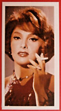 GINA LOLLOBRIGIDA - Card # 14 individual card - Tribute Collectables - 2014